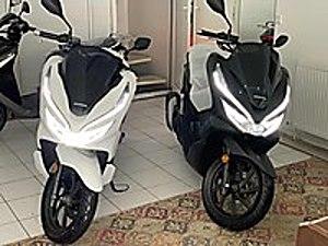 0 KM 2020 SENETLE VADELİ HONDA MOTOR PCX VADE İMKANI Honda PCX