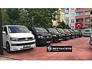 SEYYAH OTO 2016 Otomatik Vip Transporter 140Hp DSG Minibüs  Transporter Transporter Minibüs