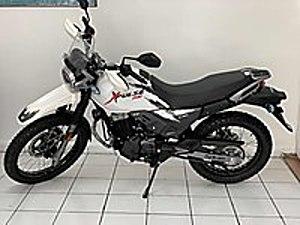 0 KM SENETLE VADELİ MOTOR HERO XPULSE 200 SENET VADE İMKANI Hero XPulse 200