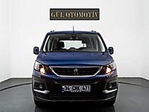 2019 RİFTER 1.6 ACTİVE STİL 11000KM YENİ BAKIM 4 KIŞ LASTİK Peugeot Rifter 1.6 BlueHDI Active Stil