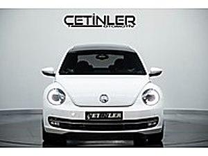 2015 MODEL VW BEETLE 1.2 TSİ CAM TAVAN 45 BİN KM DE OTOMATİK Volkswagen Beetle 1.2 TSI Design