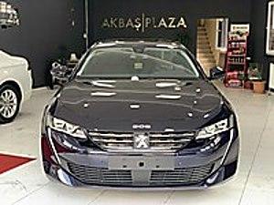 AKBAŞ PLAZA DAN 2020 MODEL SIFIR ARAÇ PEUGEOT 508 Peugeot 508 1.5 BlueHDi Prime