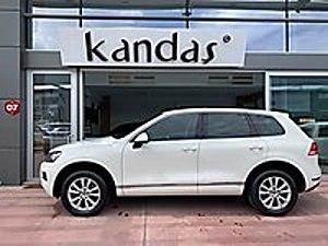 KANDAŞ DA 2011 TOUAREG 3.0 V6 TDİ BMT SERVİS BAKIMLI Volkswagen Touareg 3.0 TDI BMT