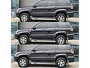 -ZAMAN OTOMOTİVDEN PRADO- Toyota Land Cruiser 3.0 D-4D Prado
