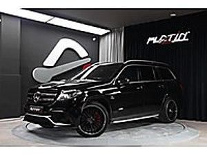 2016 GLS 63 4 MATİC AMG 7 KİŞİLİK PANAROMİK 29.173 KM TAM ÖTV Mercedes - Benz GLS 63