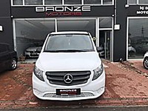 2015 MODEL MERCEDES BENZ VİTO TOURER BASE DEĞİŞENSİZ KAZASIZ Mercedes - Benz Vito Tourer 111 CDI Base