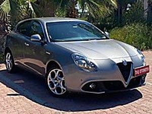 TAŞ OTOMOTİV 2018 Alfa Romeo Giulietta 1.6 JTD Super TCT HATASIZ Alfa Romeo Giulietta 1.6 JTD Super TCT