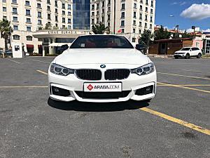 2016 Model 2. El BMW 4 Serisi 420d M Sport - 110000 KM