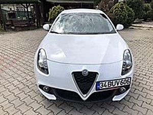 2018 GİULİETTA 1.6 JTD DİZEL OTOMATİK BOYASIZ Alfa Romeo Giulietta 1.6 JTD Progression