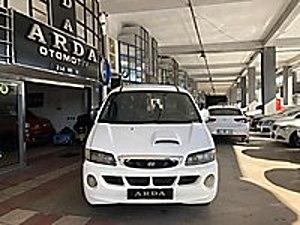 Aracımızın kaporası alınmıştır Hyundai Starex Panelvan
