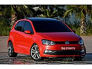 TAŞ OTOMOTİV 2016 Volkswagen Polo 1.4 TDI C.line CAM TAVAN Volkswagen Polo 1.4 TDI Comfortline
