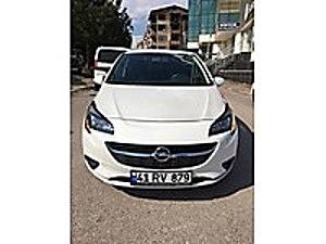 TÜRK OTOMOTİVDEN 2016 CORSA ENYOJ 1.4 BENZİN OTOMATİK 11.000 KM Opel Corsa 1.4 Enjoy