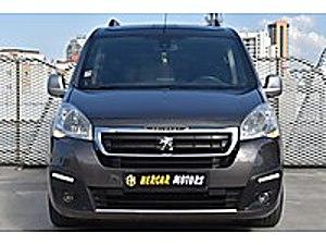2017 MODEL 1.6 HDİ 115 HP CAM TAVANLI ÖZEL RENK ZENİNTH PARTNER Peugeot Partner 1.6 HDi Zenith