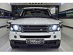 DİVERSO DAN RANGE ROVER 2.7 TDV6 HSE-BAYİ- DAHA TEMİZİ YOK FULL Land Rover Range Rover Sport 2.7 TDV6 HSE