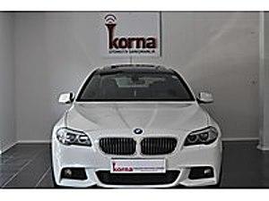 70.000 TL PEŞİN 48 AY VADE BMW 520D M SPORT 184 BG. DİZEL A T BMW 5 Serisi 520d M Sport