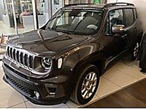 SIFIR KM  18 FATURALI.. Jeep Renegade 1.6 Multijet Limited