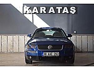 KARATAŞ AUTO DAN VOLKSWAGEN PASSAT 2004 Volkswagen Passat 1.6 Comfortline