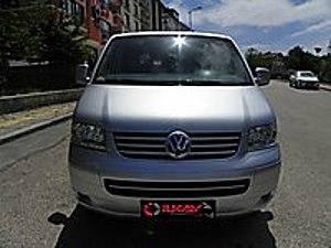 2006 MODEL VW. CARAVELLA 2.5 TDİ 130 BG 9 1 MİNİBÜS 76.000 KM DE Volkswagen Caravelle 2.5 TDI Comfortline