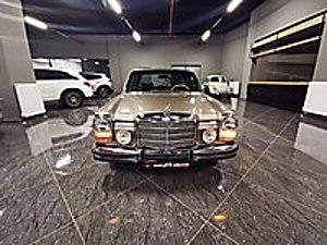 RIDVAN DEMİR  DEN 1969 MERCEDES 230.6 OTOMATİK AMERİKAN KLASİK Mercedes - Benz Mercedes - Benz 230.6