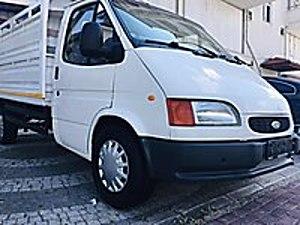 FORD TRANSİT 190 P UZUN KASALI -EFSANE- KAMYONET SATIŞDA BAKIMLI Ford Trucks Transit 190 P