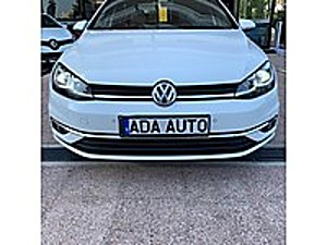 2017 WOLKSWAGEN GOLF 1.6 TDI HİGLİNE 63.000 KM DE Volkswagen Golf 1.6 TDI BlueMotion Highline