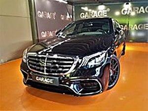 GARAGE 2013 MERCEDES BENZ S 500 4 MATIC S 63 AMG FACELIFT BAYİ Mercedes - Benz S Serisi S 500 500 L
