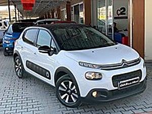 GAZELLE NEXT BAYİİ DEN  0  KM 2020 CİTRÖEN C3 1.2 PURETECH SHİNE Citroën C3 1.2 PureTech Shine