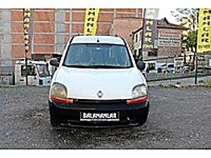 BİZ HERKESİ ARABA SAHİBİ YAPIYORUZ SENETLİ SATIŞ BALAMANLAR A.Ş. Renault Kangoo 1.9 D