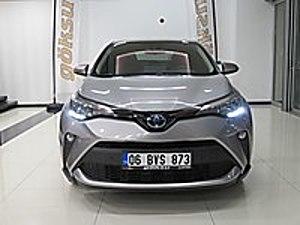 2020 HATASIZ C-HR 1.8 HYBRİD 200 KM DE 7.000 TL AKSESUAR LI Toyota C-HR C-HR 1.8 Hybrid Passion