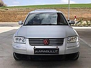 KARABULUT OTOMOTİVDEN ÇOK TEMİZ PASSAT Volkswagen Passat 1.9 TDI Highline