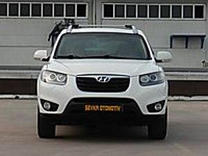2011 MODEL HYUNDAİ SANTA FE FULL FULL 7 KİŞİLİK Hyundai Santa Fe 2.2 CRDi