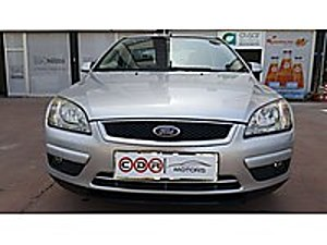 CDR MOTORS -2007 MODEL FORD FOCUS 1.6 COLLECTION 100HP  OTOMATİK FORD FOCUS 1.6 COLLECTION