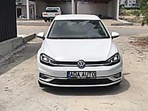 ANKARADAN MEHMET BEYE OPSİYONLANMIŞTIR Volkswagen Golf 1.6 TDI BlueMotion Highline