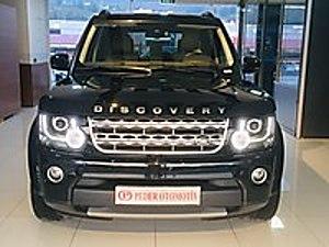 PEDER OTO..BAYİ ÇIKIŞLI..BOYASIZ..BUZDOLABI..TV..navigasyon.. Land Rover Discovery 3.0 SDV6 HSE