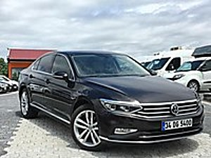 KASTAMONU OTOMOTİV DEN 2019 VOLKSWAGEN PASSAT 1.6 TDİ ELEGANCE Volkswagen Passat 1.6 TDI BlueMotion Elegance