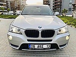 SİLAHÇI OTOMOTİV DEN BMV X3 2.0d Xdrive BMW X3 20d xDrive Comfort