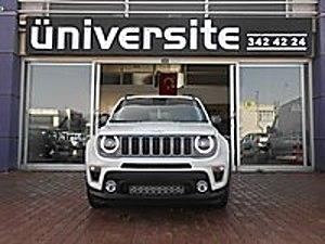 ÜNİVERSİTE KÖR NOKTA DISTRONIC ÇARPIŞMA ÖNLEME ŞERİT TAKİP  JEEP Jeep Renegade 1.6 Multijet Limited