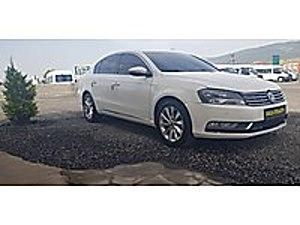 Doğuş Otomotiv Passat Volkswagen Passat 1.6 TDI BlueMotion