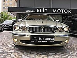 ist.ELİT MOTOR dan 2006 JAGUAR X-TYPE 2.5 AWD V6 Jaguar X-Type 2.5 Executive
