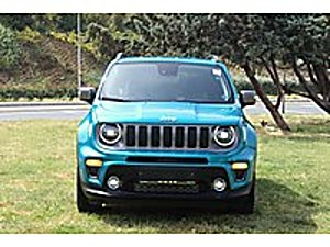 ORAS DAN 2019 MODEL RENEGADE 1 6 M.JET OTOMATİK SIFIR KİLOMETRE Jeep Renegade 1.6 Multijet Limited