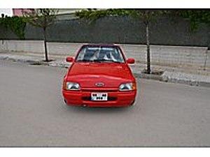 YAZA HIZLI GİRMEK İSTEYENLERE TERTEMİZ KLASİK CABRİO ORJİNAL Ford Escort 1.4 GLX