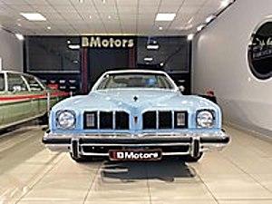 BMotors dan 1975 Pontiac Grand Le Mans TR de Tek İlk Kullanıcısı Pontiac Pontiac Grand Le Mans