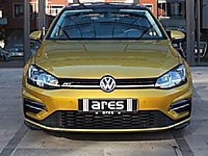 ARES DEN 2018 GOLF 1.0 TSİ - R-LİNE PAKET - BOYASIZ 17.000 KM Volkswagen Golf 1.0 TSI Comfortline