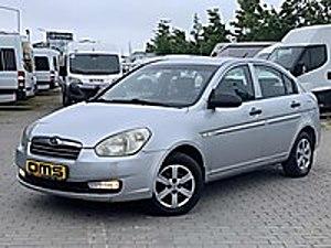 O.M.S OTOMOTİV DEN 2010 ACCENT ERA 1.5 CRDI KLİMALI Hyundai Accent Era 1.5 CRDi-VGT Team