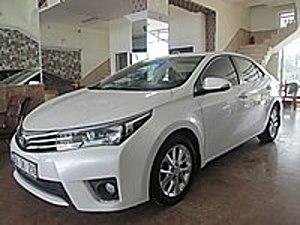 GÜLEN OTOMOTİVDEN 2013 MODEL 1.4D-4D OTOMATİK ADVANCE COROLLA Toyota Corolla 1.4 D-4D Advance