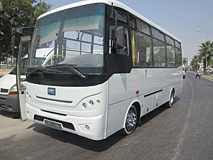POLAT OTO GALERIDEN 2009 MODEL BMC
