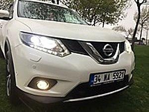 BOYASIZ HATASIZ 20.000 KM Nissan X-Trail 1.6 dCi Platinum Premium