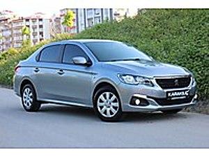 KARAKILIÇ OTOMOTİV 2018 MODEL PEUGEOT 301 1.6 BLUEHDİ ACTİVE Peugeot 301 1.6 BlueHDI Active