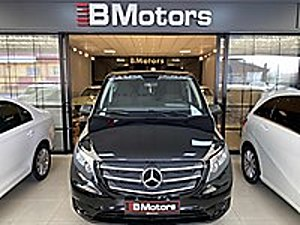 BMotors dan 2017 Mercedes VİTO 111OTOMOBİL RUHSAT-8 1 27000KM Mercedes - Benz Vito Tourer 111 CDI Base Plus