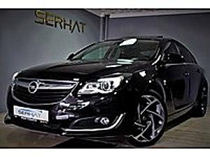 2016 İnsigna hayalet Erkan sunroof OPC PAKETTTİR HAFIZA KOLTUK Opel Insignia 1.6 CDTI  Cosmo